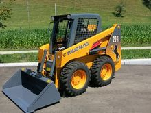 Mustang SX 2041 Compact loaders