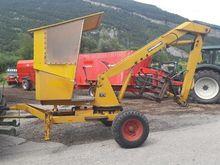 1985 Griesser 1614 dung crane M