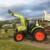 2010 Claas Arion 430 Cis