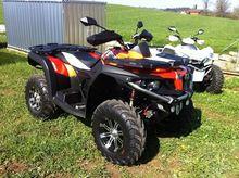 2015 CF Moto 550 DLX 4x4 Quad A