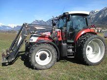2006 Steyr 6135 Profi MC tracto