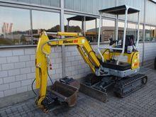 2014 Menzi 17 VXE Small excavat