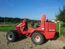 Used Weidemann 1080