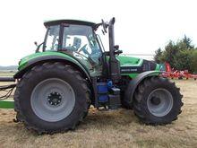 2016 Deutz-Fahr 6180 Tracteur A