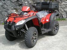 2016 Kymco 500i Quad / ATV