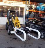 Gehl AL 540 Wheel loaders Musta