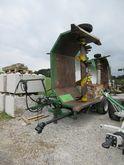 Daltec 2.5 meters Compost turne