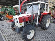 Used 1989 Steyr 8045