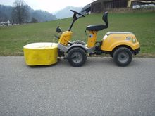 2004 Stiga P901 Lawn mower with