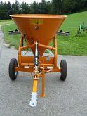 Cavallo SCR 360 Salt spreader