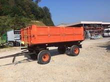 Diverses 2-axle 8 tons Three-wa