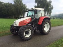 1996 Steyr 9105 4 wheel drive