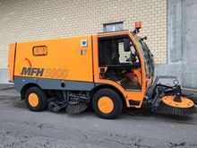 2009 Aebi MFH 5000 Road sweeper