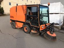 1995 Aebi MFH 2200 Road sweeper