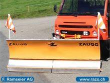 2001 Zaugg G8K-240 cm Snow plow
