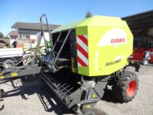 2011 Claas Rollant 350RC Round