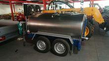 Buri O-300 milk tank
