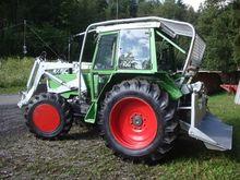 1990 Fendt Farmer 306 L Forst S