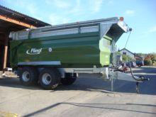 2016 Fliegl TMK 256 dump Truck