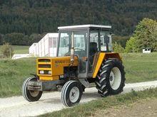 1984 Renault 551 Tracteur
