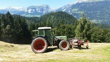 Used 2001 Fendt 280