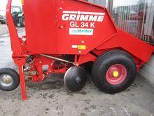 2001 Grimme GL 34K Yr