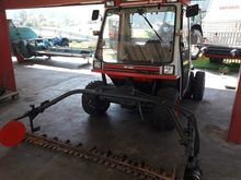 Rapid MT 200 two-axis mower