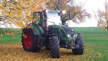 Used Fendt models Tr