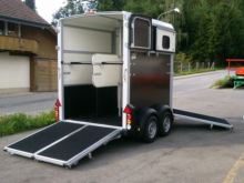 Ifor Williams HB 506 horse trai