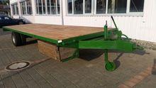 Used Eigenbau 9 tons
