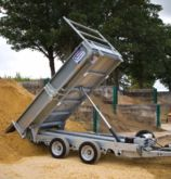 Ifor Williams TT3017GE Tipper