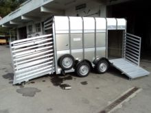 Ifor Williams TA510G Cattle han