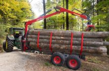 Krpan Forest trailers