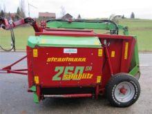 2007 Strautmann Siloblitz 260 S