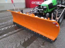 2016 UNICUM Snow plow at 3-poin
