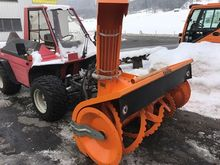 2007 Zaugg SF72EL-70-R-200 Snow