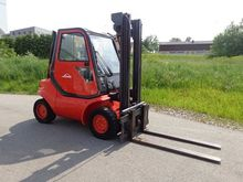 1990 Linde H40 D fork-lift truc