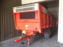 2007 Vaia Car NL 120 tipper bod