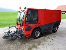 Aebi MFH 5000 Road sweeper