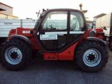 Used 2005 Manitou ML