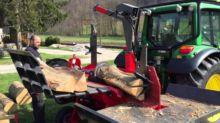 Krpan CH32 Wood splitter