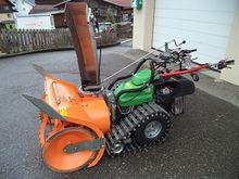 2006 Rapid Euro 4 With snowmill