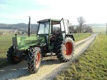 Fendt 108 S Tracteur