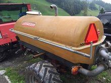 1990 Schweizer PF2000 Pumpfass