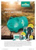 Motorex Action huile 2016