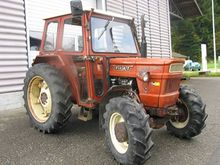1983 Fiat 500 DT 8 Tractor all