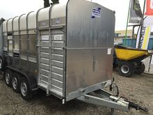 Ifor Williams LM 36 CH transpor