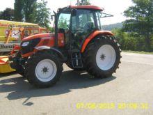 2015 Kubota M 8560 DTHQ tractor
