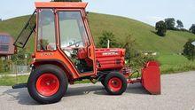 Kubota B 7200 HD tractor