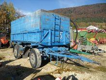 1971 15 tonnes Remorque de cami